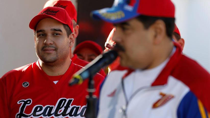 EE.UU. impone sanciones contra el hijo de Nicolás Maduro