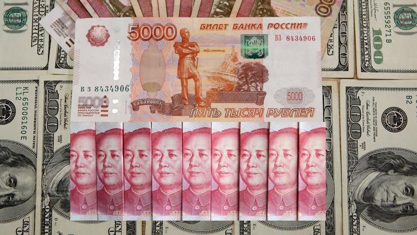 Medios: Moscú y Pekín firmaron un acuerdo para usar sus monedas nacionales en el comercio bilateral