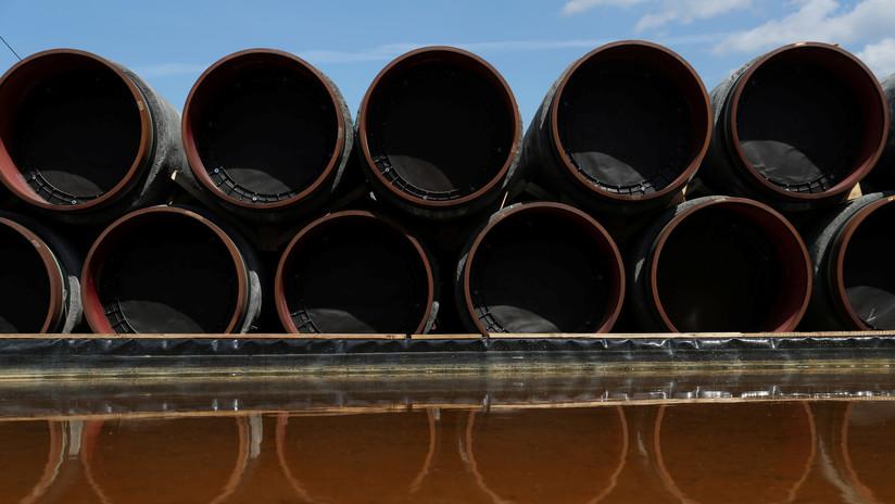 Nord Stream 2 opta por rutas alternativas para sortear la desgana de Dinamarca y construir el gasoducto