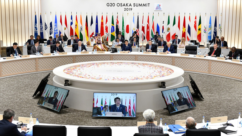 Los países del G20 reiteran su compromiso con el comercio libre y justo