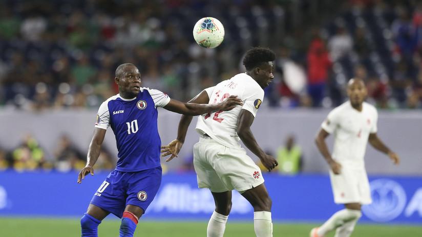 Victoria histórica: Haití derrota a Canadá y se clasifica por primera vez a las semifinales de la Copa Oro