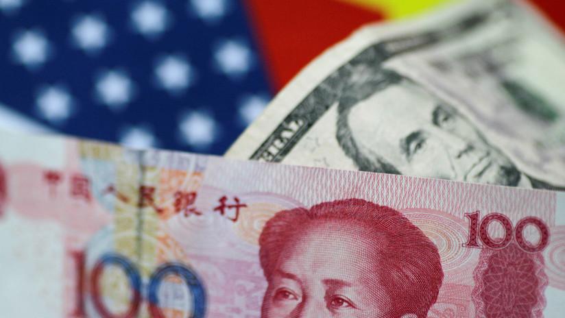"""Analista: """"La guerra comercial entre EE.UU. y China podría convertirse pronto en una guerra de divisas"""""""