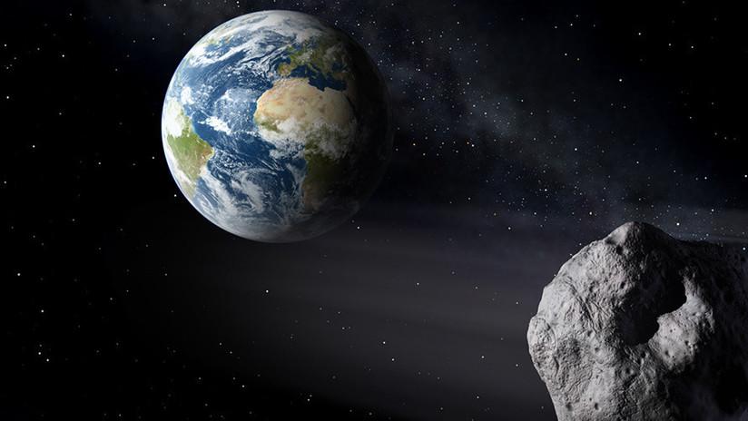 Se acercará hoy a la Tierra un gran asteroide