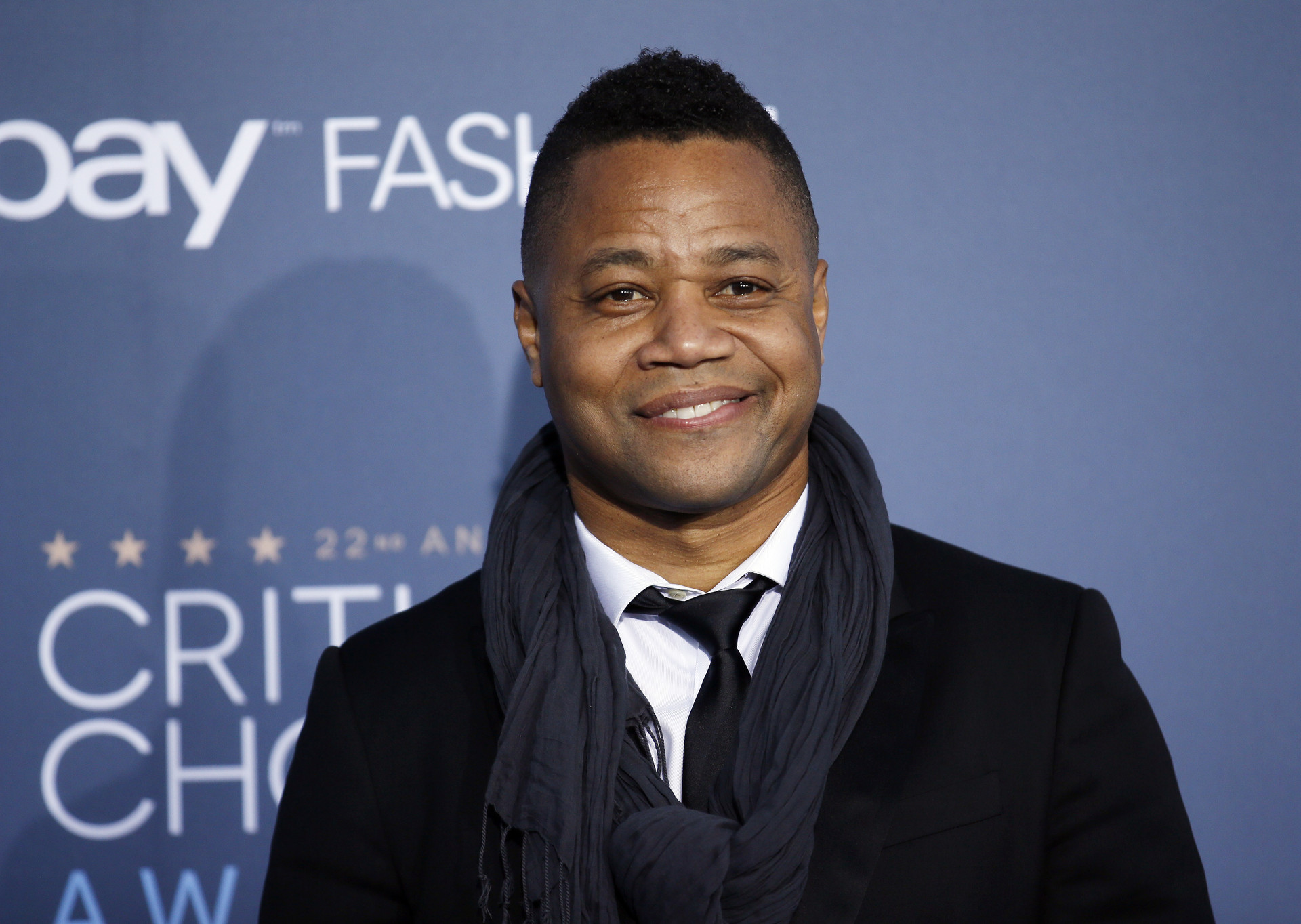 Cuba Gooding Jr., acusado de acoso sexual