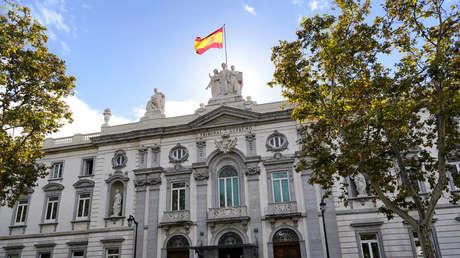 Sede del Tribunal Supremo en Madrid. 7 de noviembre de 2018.