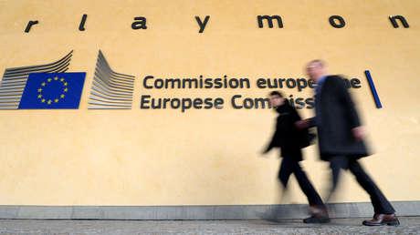 Sede de la Comisión Europea en Bruselas, Bélgica. 28 de mayo de 2019.
