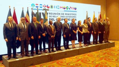 XIV Reunión de Ministros de Relaciones Exteriores del Grupo de Lima.