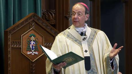 El arzobispo William Lori