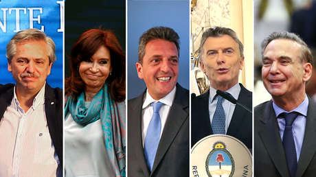Alberto Fernández, Cristina Fernández de Kirchner, Sergio Massa, Mauricio Macri y Miguel Ángel Pichetto, entre otros, se disputarán las elecciones general de octubre.