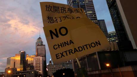 Hong Kong, el 13 de junio de 2019.