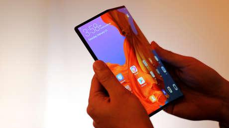 El Huawei Mate X