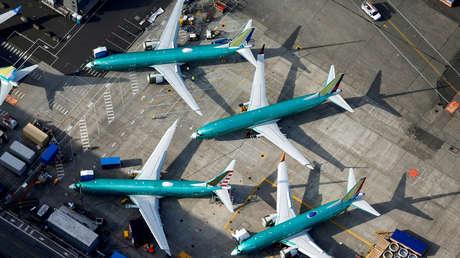 Aviones Boeing 737 MAX