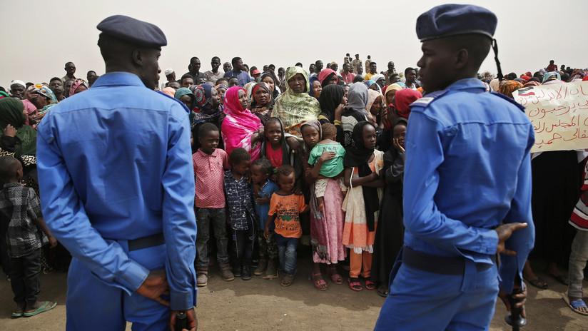 La junta militar de Sudán mata y viola al pueblo ante el silencio mundial