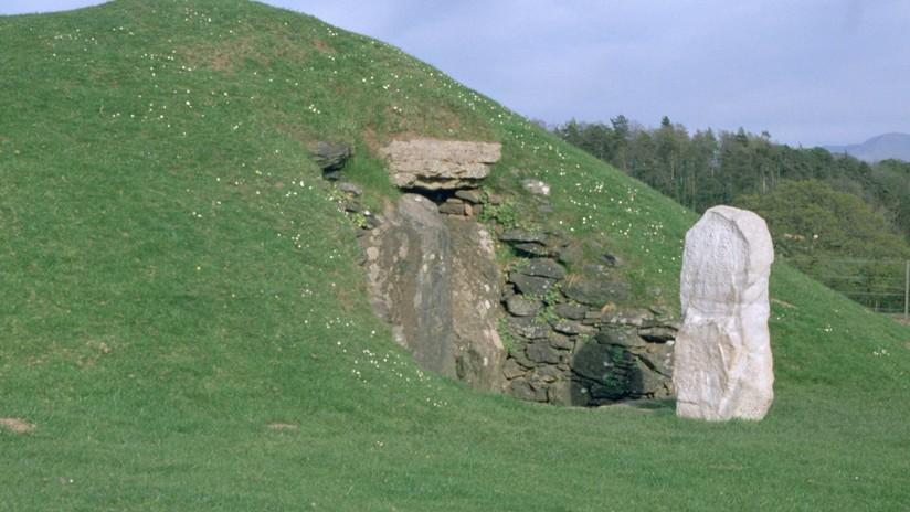 Descubren una tumba de 4.000 años en Reino Unido y su contenido desconcierta a los científicos