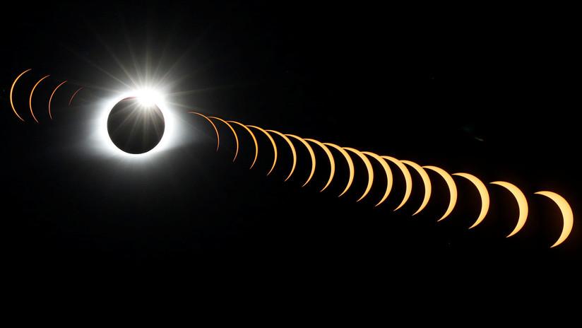 Mapa y horarios: El eclipse total de Sol dejará a oscuras parte de Sudamérica