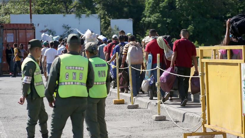 Venezuela instala sede de Policía Migratoria en la frontera con Colombia