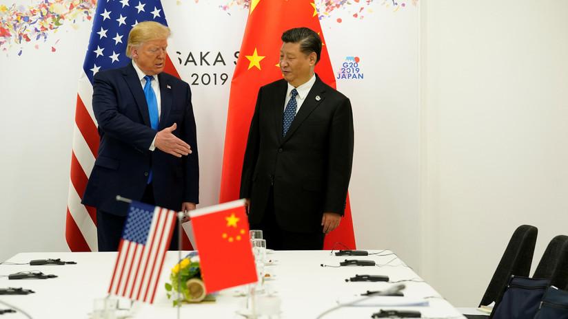 """Trump sobre las negociaciones comerciales con China: """"Ya están en marcha por vía telefónica"""""""