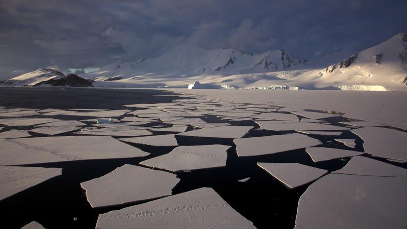 La Antártida sufre desde 2014 el mayor deshielo de los 40 últimos años