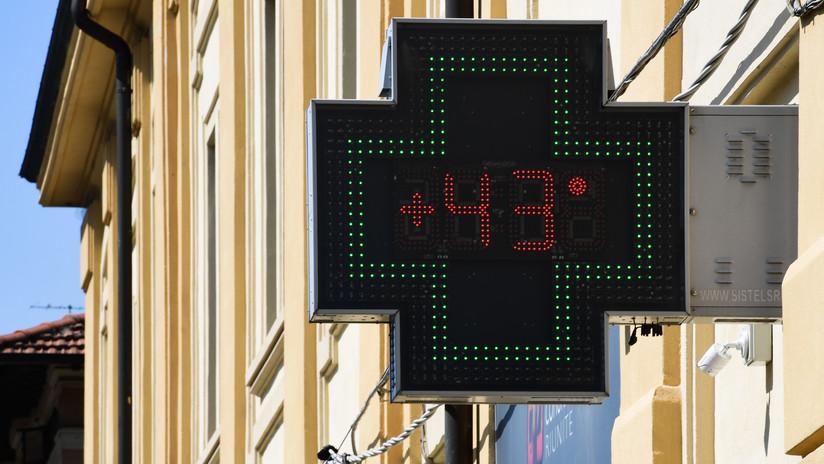 Junio de 2019 ya es el más caluroso de la historia