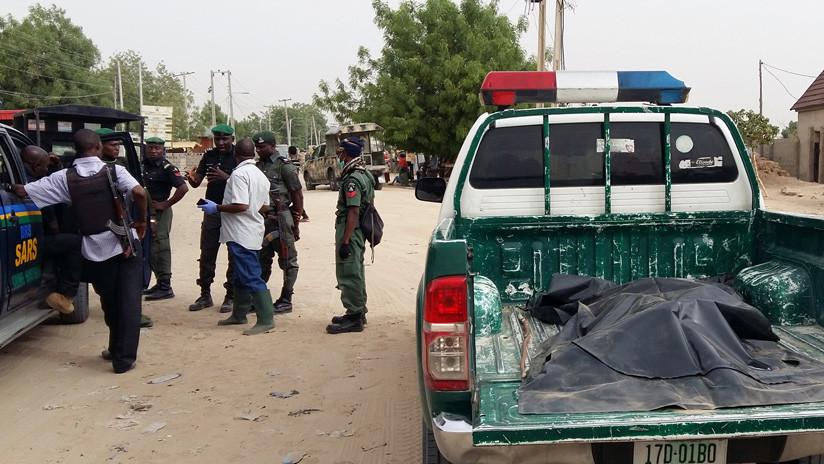 Mueren al menos 50 personas al estallar un camión cisterna en Nigeria