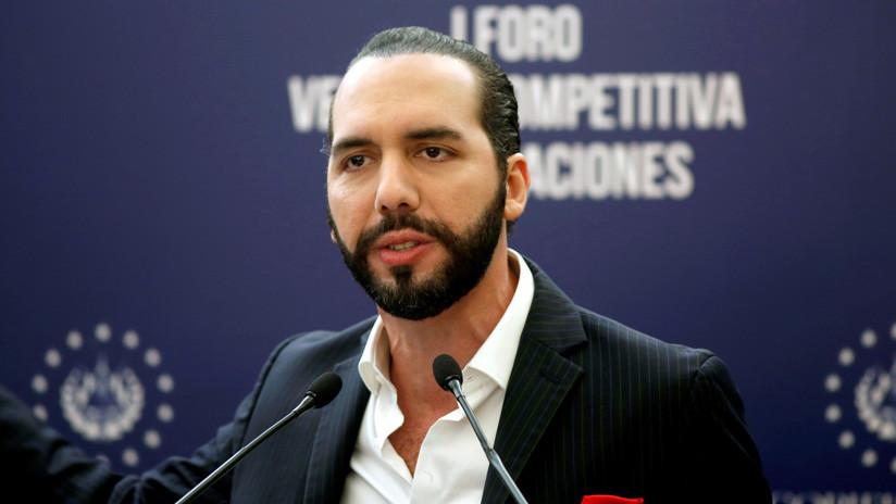 La aprobación del presidente Nayib Bukele asciende al 80 % en El Salvador