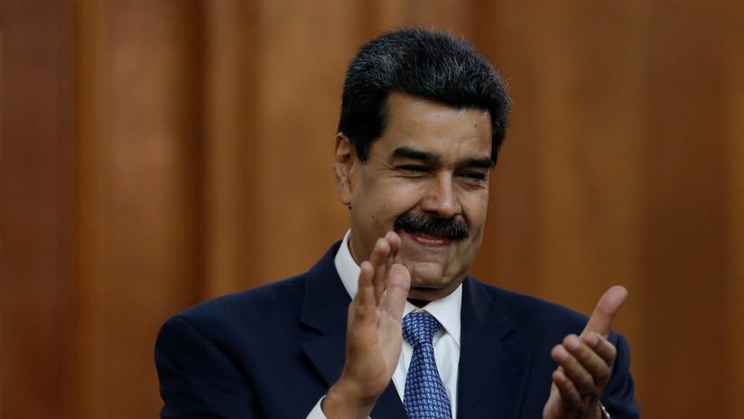 """""""El diálogo va bien"""": Maduro promete """"buenas noticias"""" sobre las negociaciones con la oposición en las próximas semanas"""