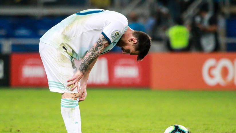 MEMES: Argentina, eliminada de la Copa América y la Red se inunda de críticas y bromas