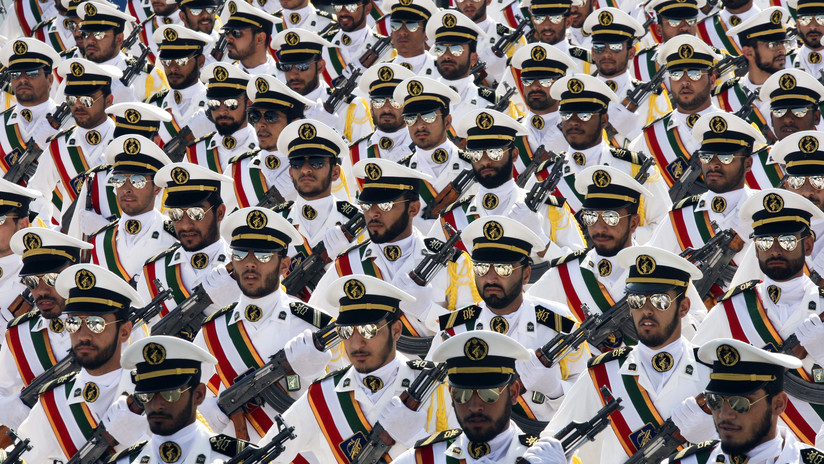 La Guardia Revolucionaria de Irán afirma haber cerrado la vía militar para sus enemigos