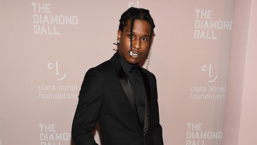 Buscan arrestar a rapero A$AP Rocky por pelea en la calle