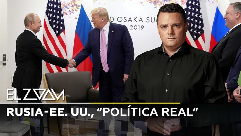 "Rusia-EE.UU., ""política real"""