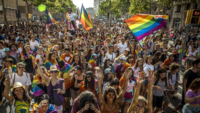 Un hombre agrede a una pareja de mujeres delante de su hijo en un nuevo ataque homófobo en Barcelona