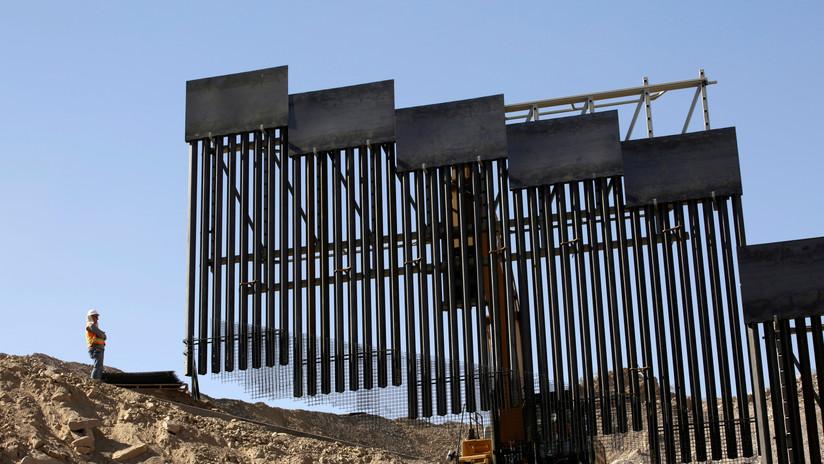 Corte impide a Trump usar recursos del Pentágono para construir el muro en la frontera con México