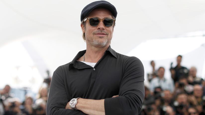 """Brad Pitt deja la interpretación porque Hollywood es para """"jóvenes"""""""