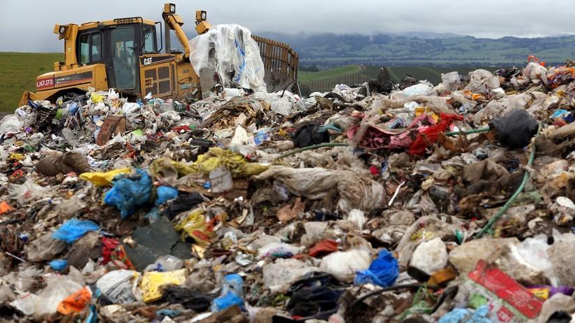 Señalan a EE.UU. por su mal manejo de los residuos sólidos