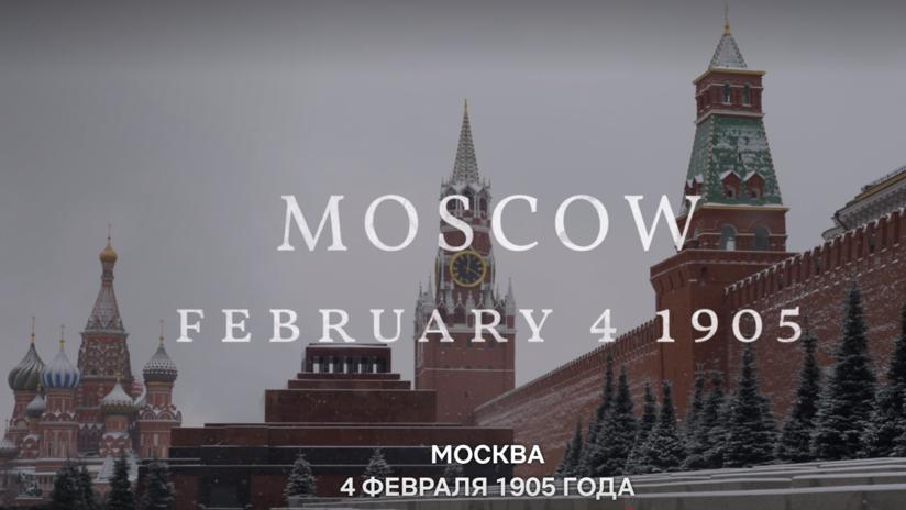 Una serie de Netflix sobre los zares rusos muestra el mausoleo de Lenin casi 20 años antes de su muerte