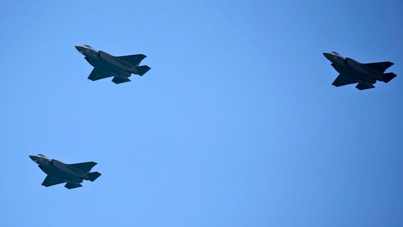 """Erdogan dice que será un """"robo"""" si no se acaban entregando los cazas F-35 a Turquía"""