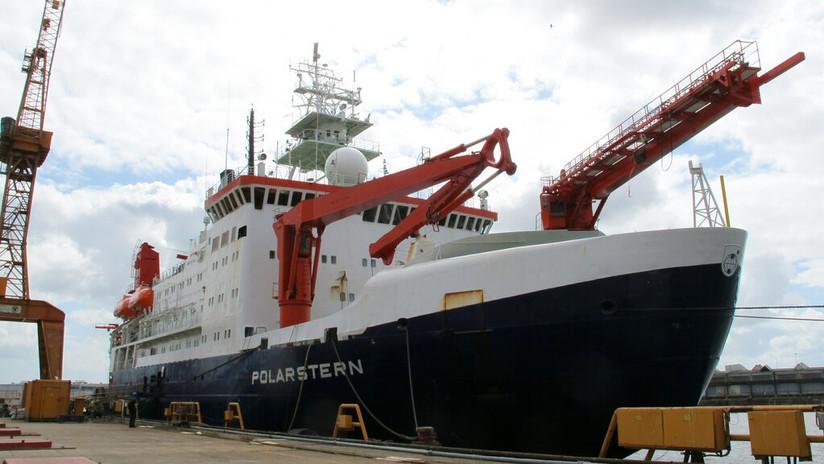 Científicos pasarán un año a la deriva en el lugar más inaccesible del Ártico en una expedición sin precedentes