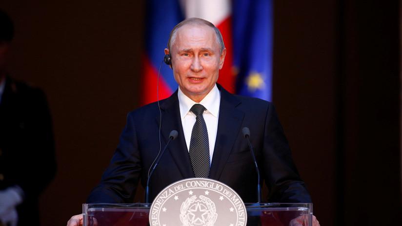 Putin: Toda economía global sufrirá si China y EE.UU. no llegan a un acuerdo