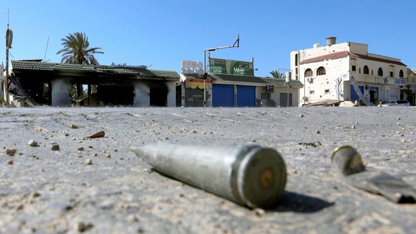 """Putin: """"¿Quién destruyó el Estado de Libia? Fue una decisión de la OTAN, los aviones europeos bombardearon el país"""""""