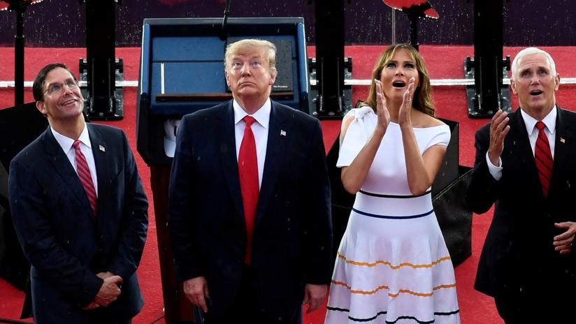 """Trump: """"Pronto plantaremos la bandera de EE.UU. en Marte"""""""