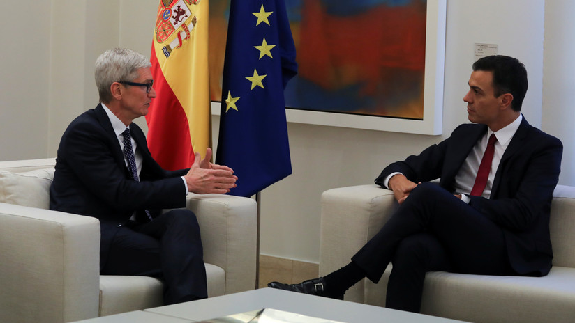 Apple facilitó información sobre 1.352 usuarios a las autoridades españolas durante el segundo semestre de 2018
