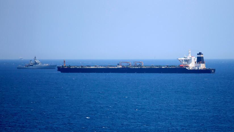 Alto funcionario iraní: Teherán debe capturar un petrolero británico si Londres no libera al buque detenido en Gibraltar