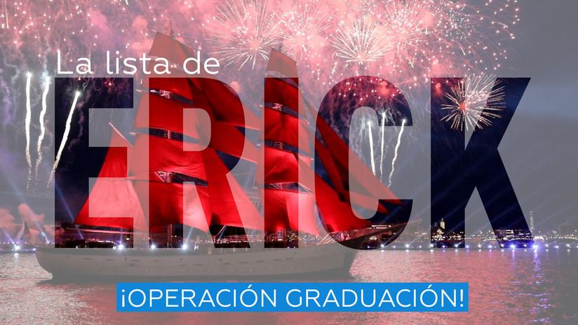 ¡Operación graduación!
