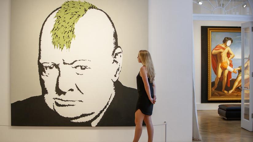 FOTO: Encuentran una antigua entrevista que podría haber revelado la identidad de Banksy