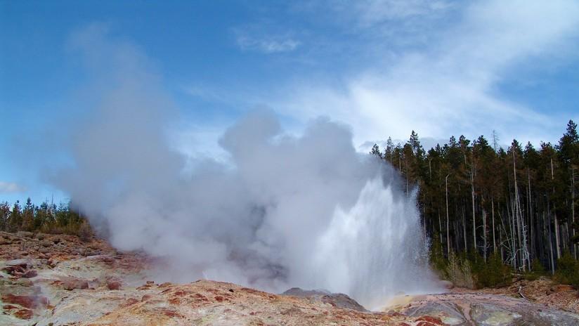 Las inexplicables erupciones de un géiser de Yellowstone se aproximan a un máximo histórico