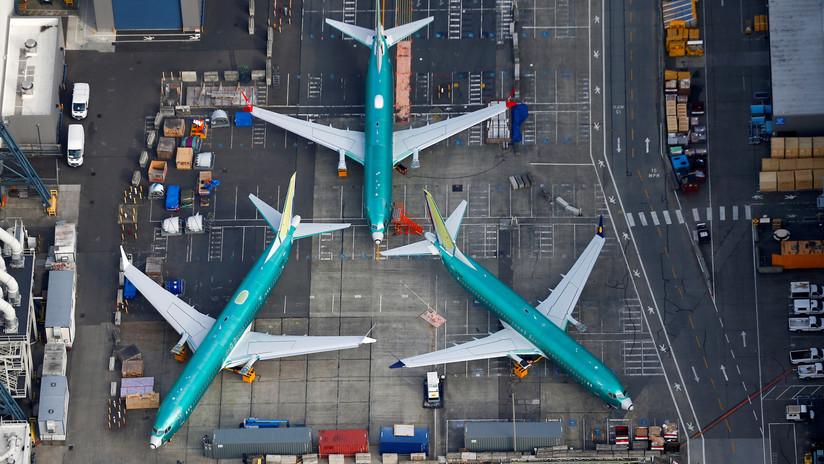 Bloomberg: Detectan un nuevo problema en los Boeing 737 MAX