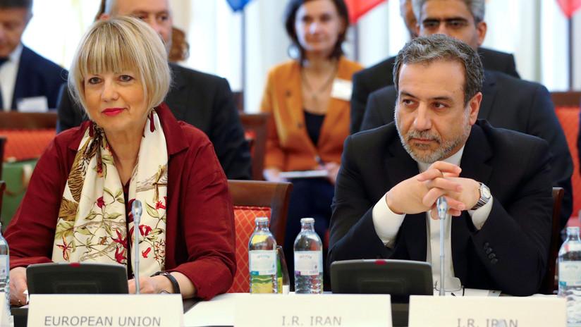 Irán supera el nivel de enriquecimiento de uranio