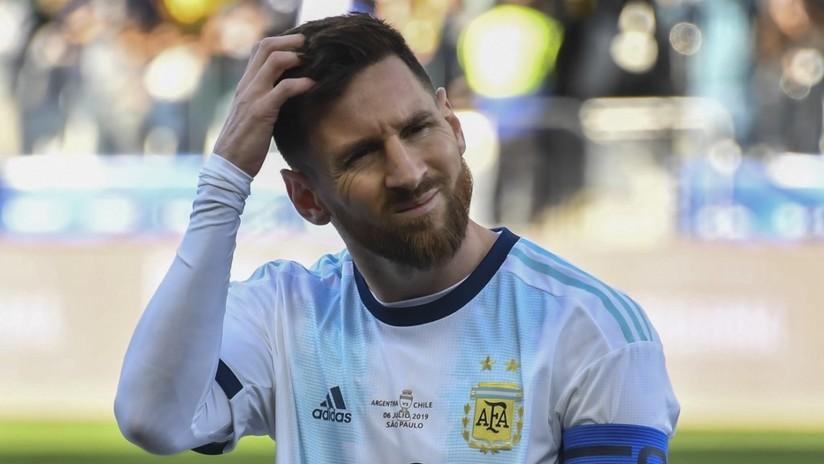 MEMES: La Red se inunda de críticas luego que Messi fuera expulsado, en un partido plagado de polémicas por el tercer puesto de la Copa América
