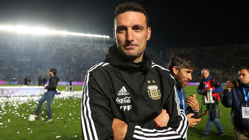 """Técnico de Argentina: """"No entiendo qué hizo Messi para estar expulsado y eso te hace sospechar"""""""