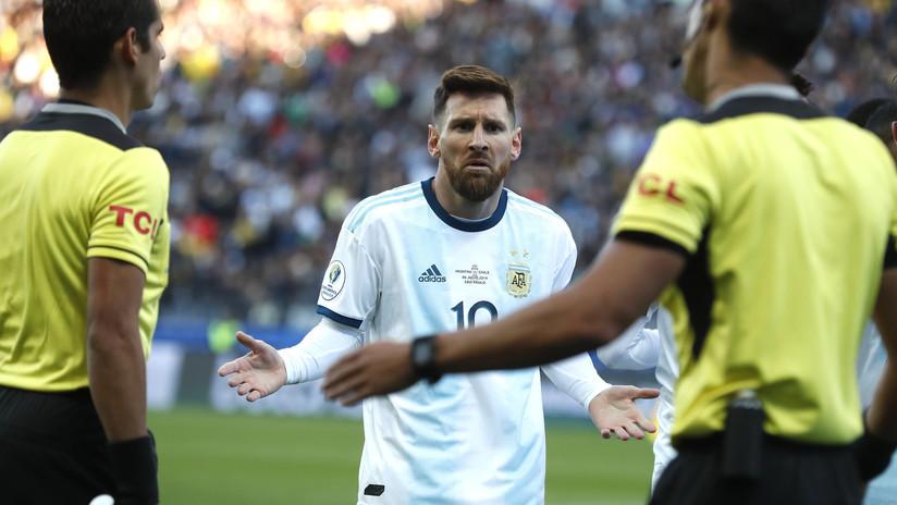 """La Conmebol tacha de """"inaceptables"""" las acusaciones de corrupción, luego de las críticas expresadas por Messi"""